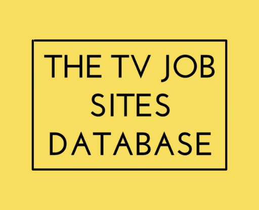 The_TV_Job_Sites_Database